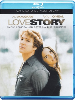 Love Story (1970) Full Blu-Ray 27Gb AVC ITA DD 2.0 ENG DTS-HD MA 5.1 MULTI