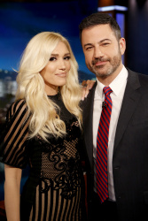 Gwen Stefani - Jimmy Kimmel Live: April 18th 2018