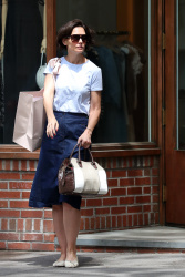 Katie Holmes - Out in New York City 5/15/18