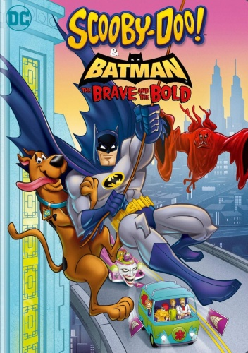 Scooby Doo and Batman The Brave and the Bold 2018 1080p WEBRip x264 RARBG