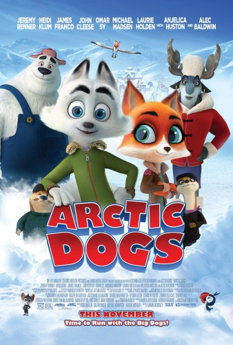 Arctic Dogs 2019 720p BRRip XviD AC3-XVID