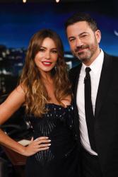 Sofia Vergara - Jimmy Kimmel Live: September 25th 2018