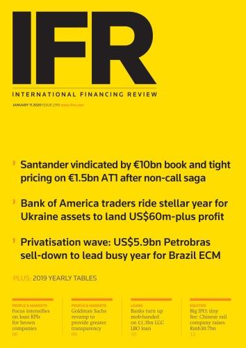 IFR Magazine  January 11 (2020)