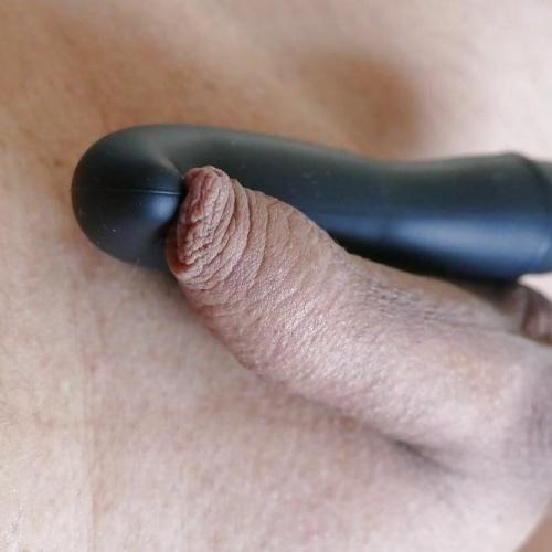 Using my prostate massager