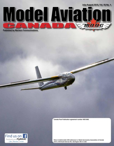 Model Aviation Canada - July-August (2019)