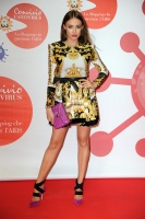 Xenia Tchoumitcheva -                   Convivio 2018 Red Carpet Milan June 5th 2018.