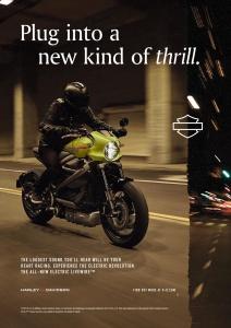 Motorcycle Sport & Leisure - January (2020)