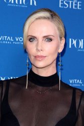 Charlize Theron - Porter's 3rd Annual Incredible Women Gala in LA 10/9/18