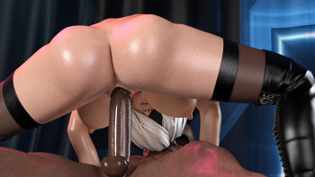 [V1z3t4] NieR Automata A2 2B sex femdom play