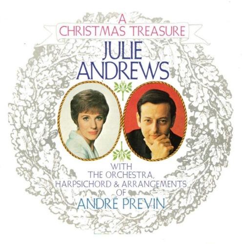 Julie rews & ré Previn   Christmas Treasure   14 Glorious Offerings