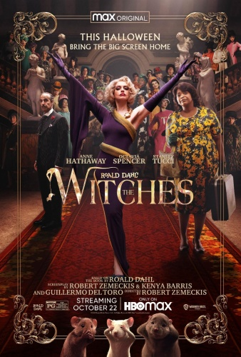 The Witches 2020 HDRip XviD AC3-EVO