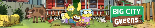Big City Greens S02E34E35 Times Circle-Super Gramma 720p DSNY WEBRip AAC2 0 x264-LAZY