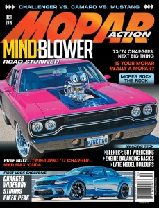 Mopar Action - October (2019)