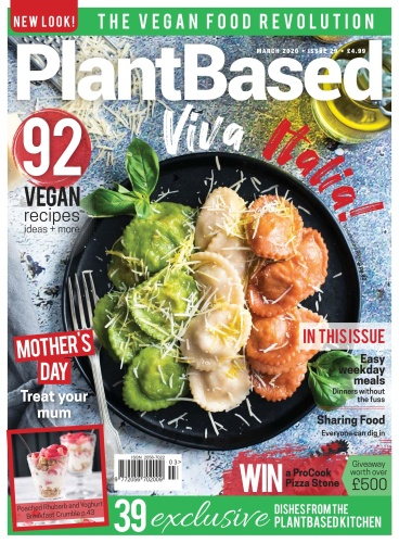 PlantBased - Issue 29 - March (2020)
