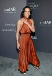 Michelle Rodriguez - amfAR New York Gala 2019 2/6/19