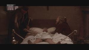 Jennifer Jason Leigh / Blanca Marsillach / others / Flesh+Blood / nude /  (US 1985) EdMsgcau_t