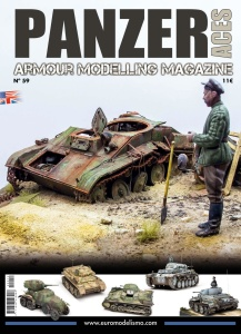 Panzer Aces - Issue 59 - September (2019)