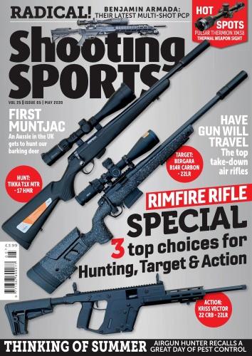 Shooting Sports UK - May (2020)