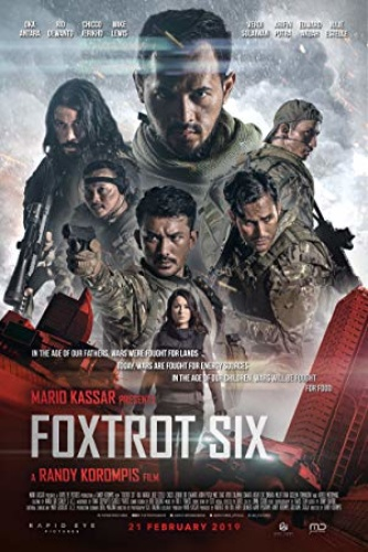 Foxtrot Six 2020 1080p WEB-DL H264 AC3-EVO