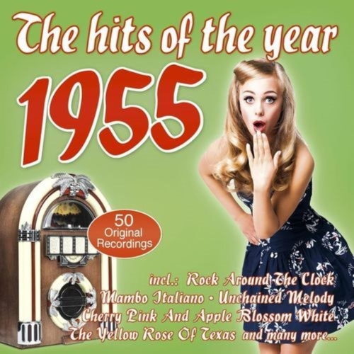VA   The Hits Of The Year 1955 (2020)