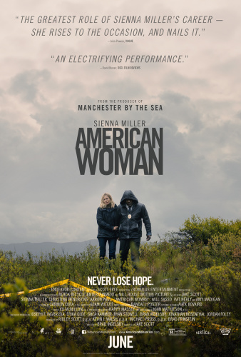 American Woman (2018) 720p BluRay x264 ESubs [Dual Audio] [Hindi+English] -=!Dr STAR!=-