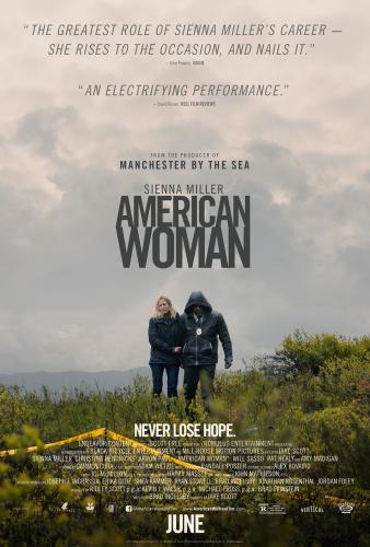American Woman (2018) 720p BluRay x264 ESubs [Dual Audio] [Hindi+English] -=!Dr STAR!=-
