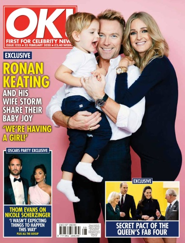 OK ! Magazine UK  24 February (2020)