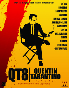 QT8 The First Eight (2019) WEBRip 1080p YIFY