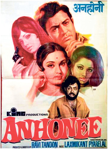 Anhonee (1973) 1080p WEB-DL AVC AAC-BWT Exclusive