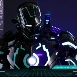 "Iron Man 2 - Mark IV Neon Tech ""Toy Flair Exclusive 2018"" 1/6 (Hot Toys) B5ahGxAk_t"
