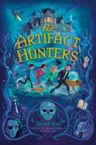The Artifact Hunters by Janet Fox