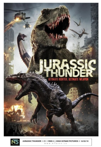 Jurassic Thunder 2019 WEB-DL XviD AC3-FGT