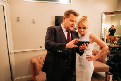 Anna Faris - The Late Late Show with James Corden: May 2nd 2019
