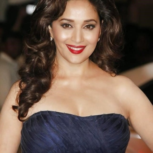 Madhuri dixit sex kiss