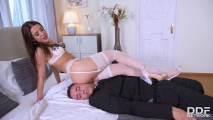 HotLegsAndFeet 20 05 12 Sybil Sexy Teen In Seduction Mode XXX 1080p MP4