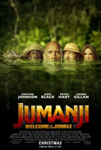 Jumanji Welcome to the Jungle 2017 1080p BluRay x264 DTS - 5 1  KINGDOM-RG