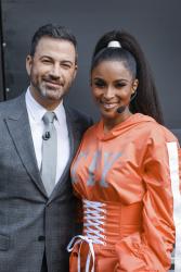 Ciara - Jimmy Kimmel Live: May 16th 2019