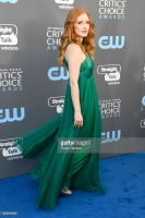 Jessica Chastain - The 23rd Annual Critics' Choice Awards in Santa Monica 1/11/18