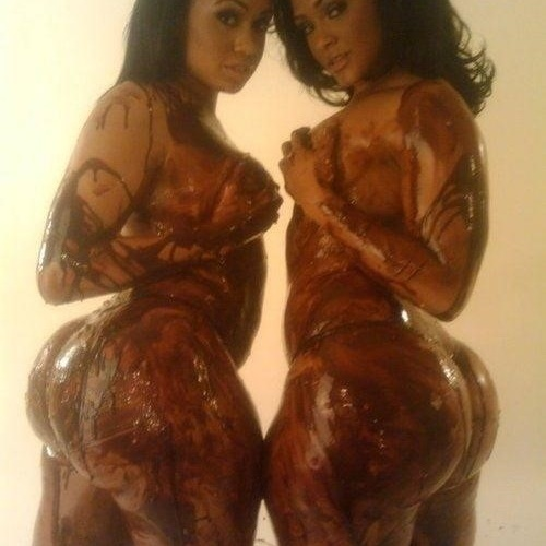 Naked black women tits