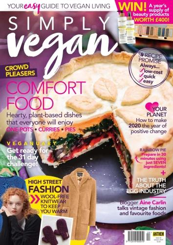 Simply Vegan - Issue 20 - January (2020)