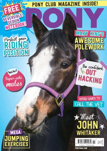 Pony Magazine - Issue 861 - March (2020)