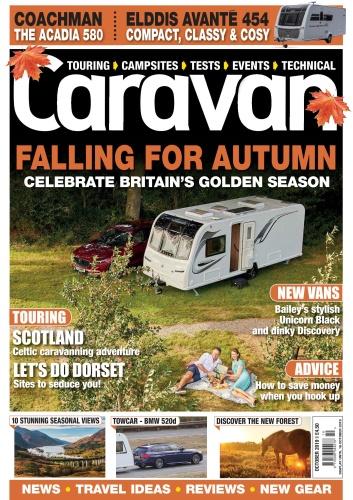 Caravan Magazine - October (2019)