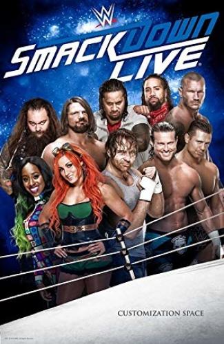 WWE Friday Night SmackDown 2019 11 22 720p HDTV -NWCHD