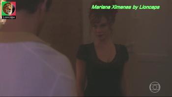 Mariana Ximenes sensual na serie Cidade Proibida