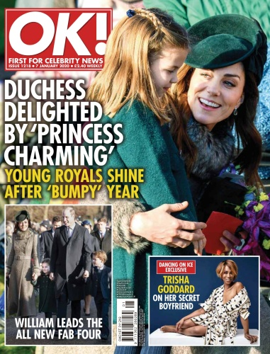 OK ! Magazine UK  06 January (2020)