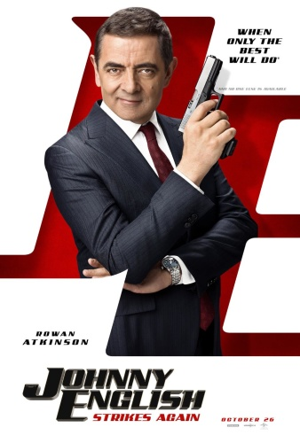 Johnny English Strikes Again (2018) 1080p BluRay x264 [Dual Audio]{Hindi+English} -Hammer