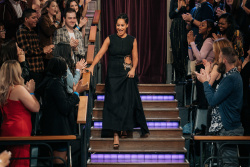 Tracee Ellis Ross - The Late Late Show with James Corden: December 10th 2019