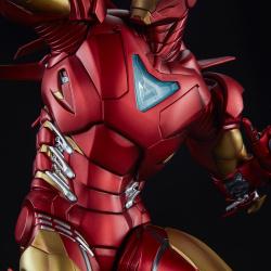 Iron Man Extremis Mark II - Statue (Sideshow) LUjwhvXC_t