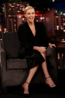 Charlize Theron -     Jimmy Kimmel Live Hollywood January 15th 2020.