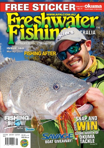 Freshwater Fishing Australia - Issue 160 - March-April (2020)